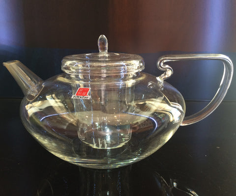 Handmade Glass Teapot