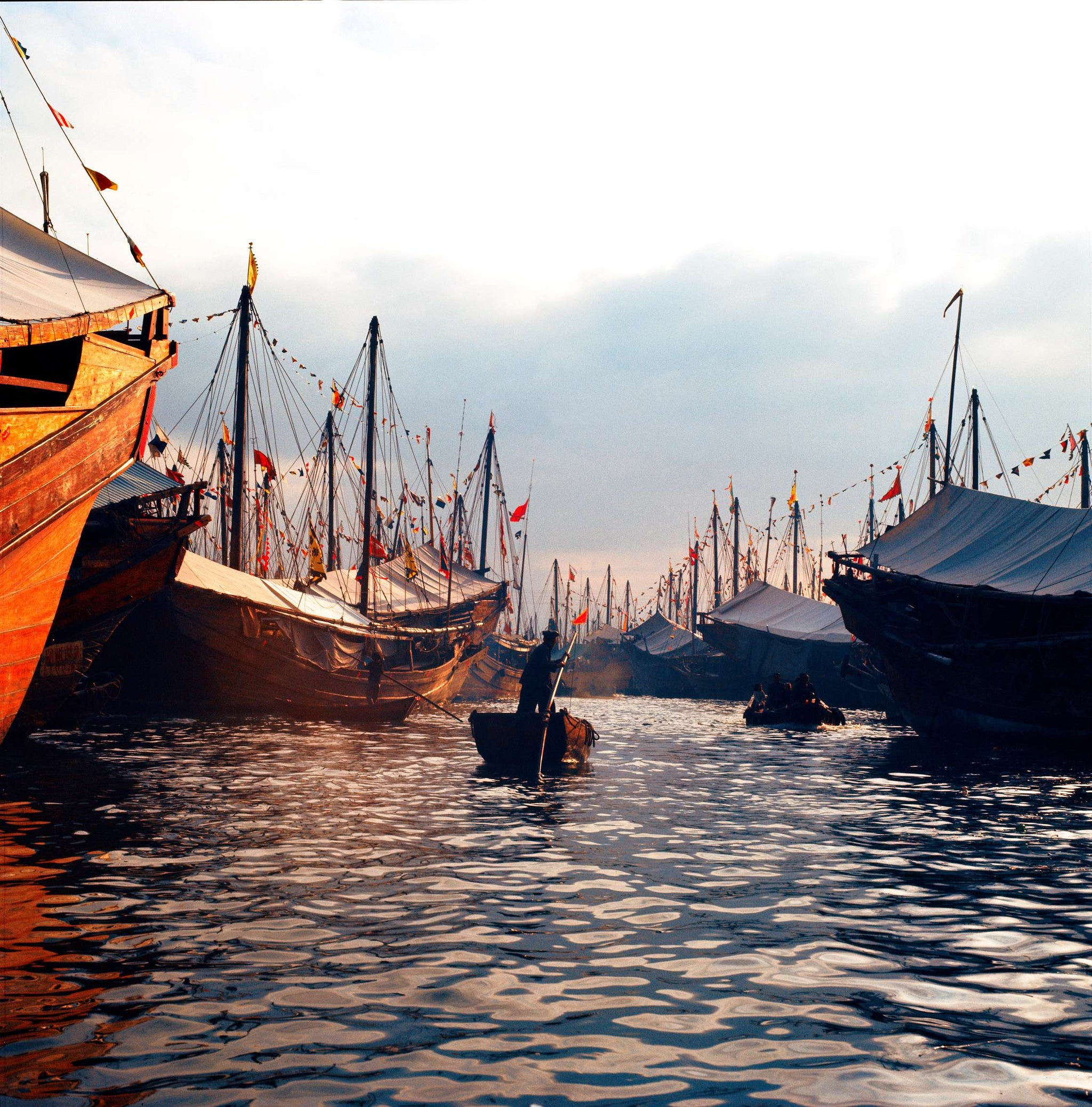 The story behind the Sampan designs