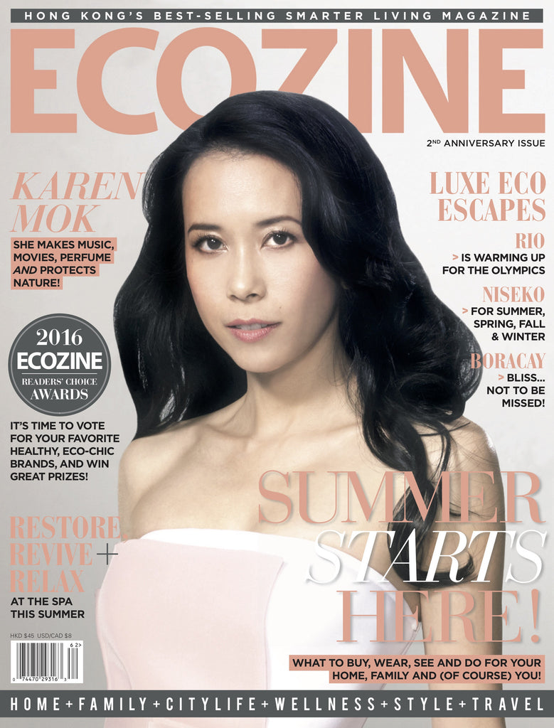 Ecozine Magazine July 2016