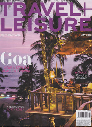 Travel + Leisure May 2016