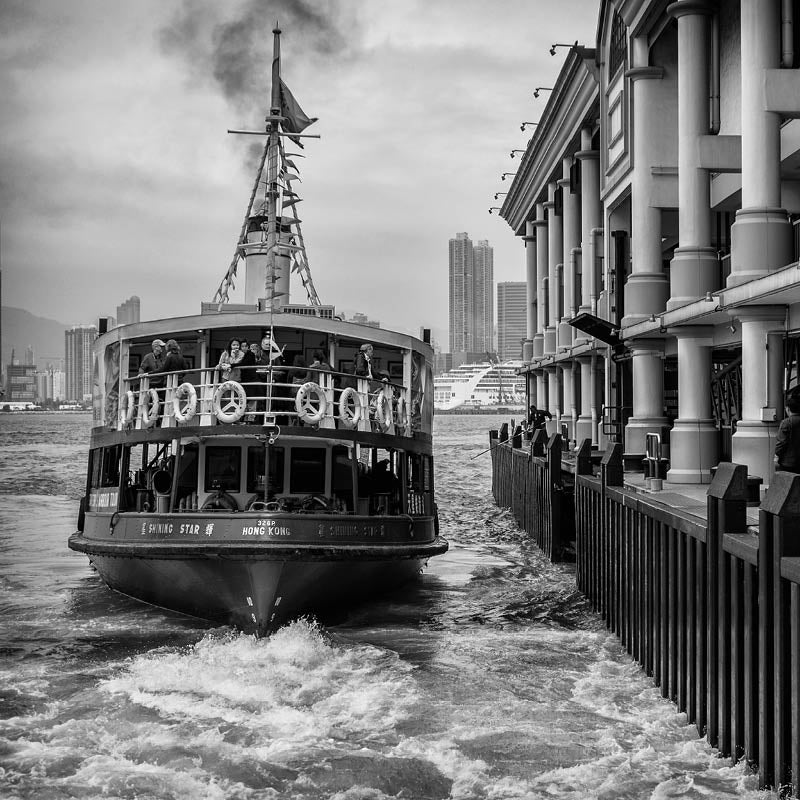The Story Behind The Star Ferry Designs
