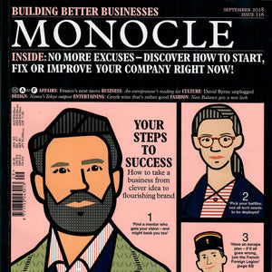 Featured In: The Monocle