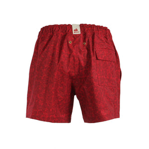 Mazu Resortwear Classic Swim Shorts | Ornamental Knot | Knot Design