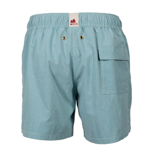 Mazu Resortwear Classic Swim Shorts | Star Ferry Wharf | Star Ferry Design