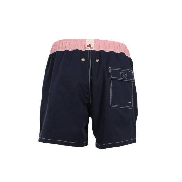 Mazu Resortwear Classic Swim Shorts | Celestial Star | Star Ferry Design