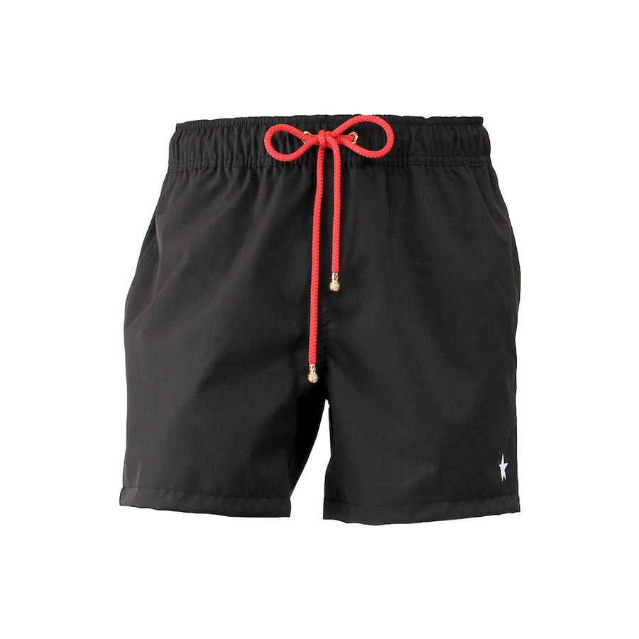 Mazu Resortwear Classic Swim Shorts | Evening Star | Star Ferry Design