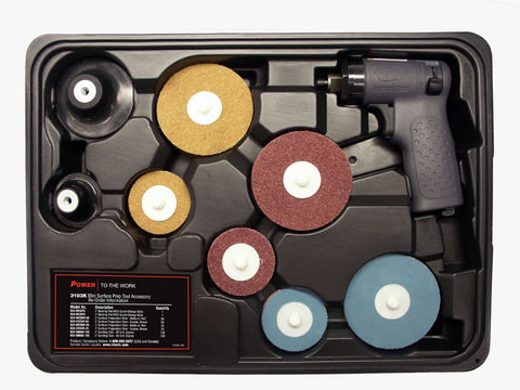 3103K – Surface Prep Sander Kit