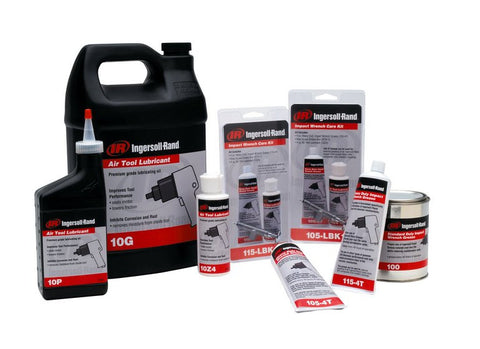 Ingersoll-Rand  -  Lubricants