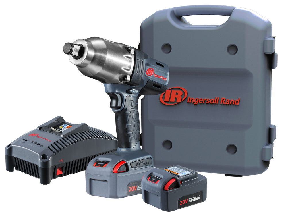 "W7170EU-K22-AN – 20V 3/4"" Impact Wrench Kit 5.0Ah"