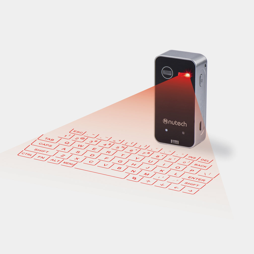 NUTECH BUSINESS EXEC Laser Keyboard