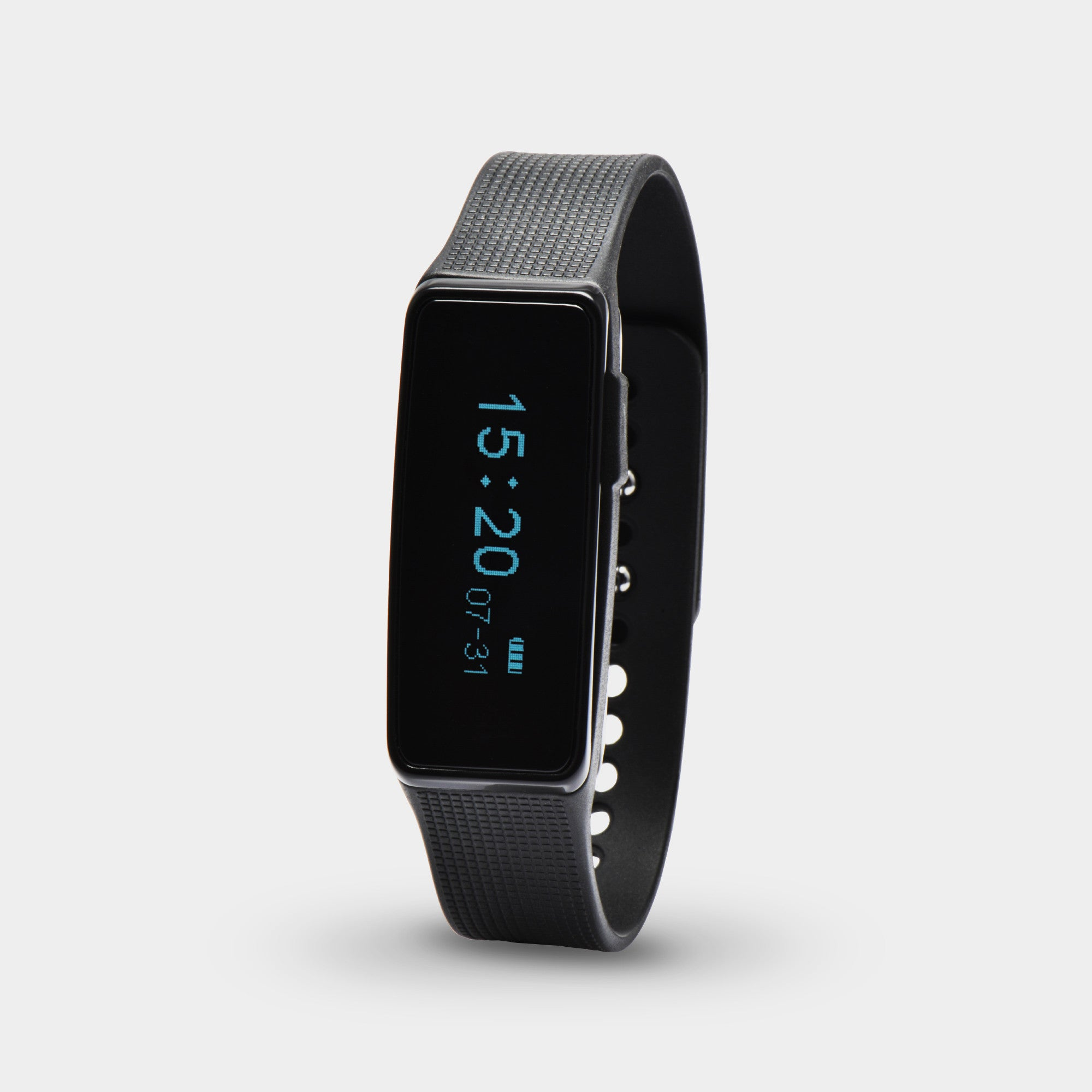 NUBAND ACTIV+ Wireless Activity Tracker (Black)