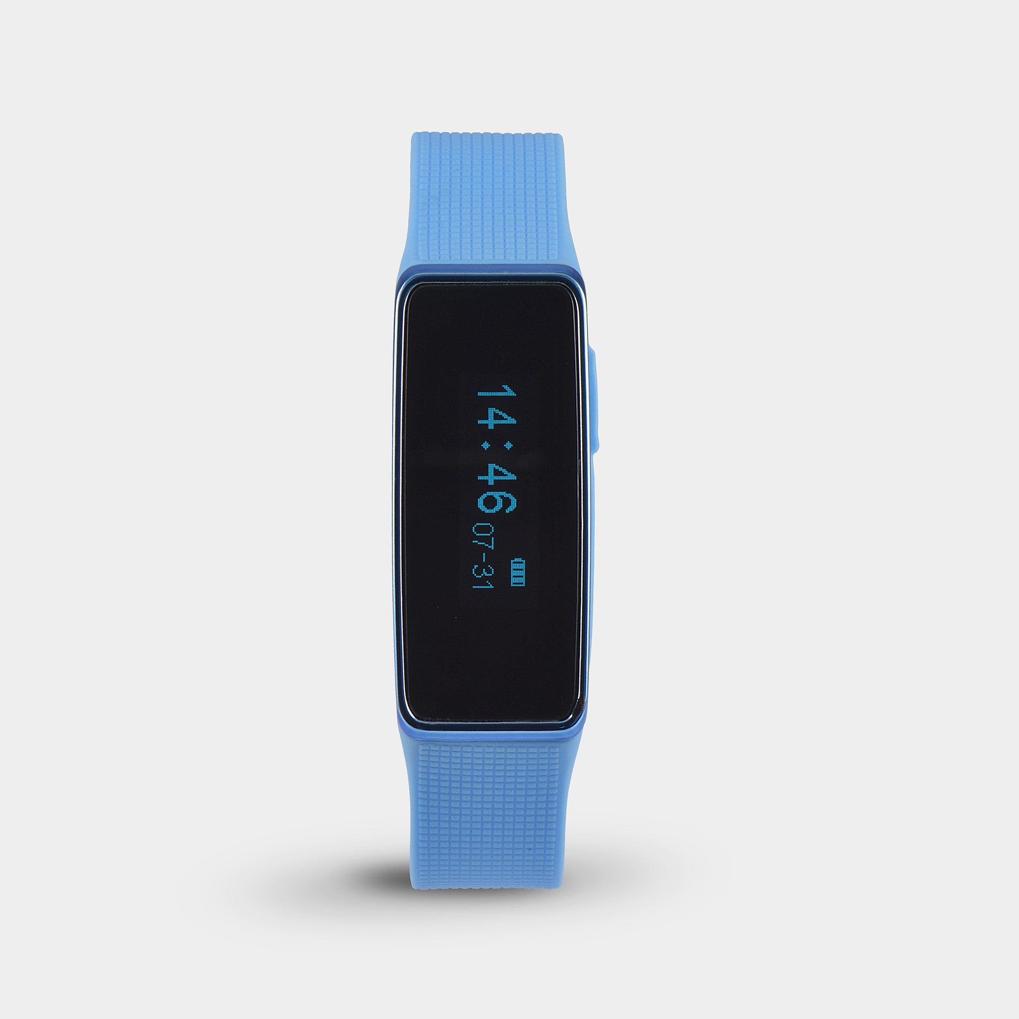 NUBAND ACTIV+ Wireless Activity Tracker (Blue)