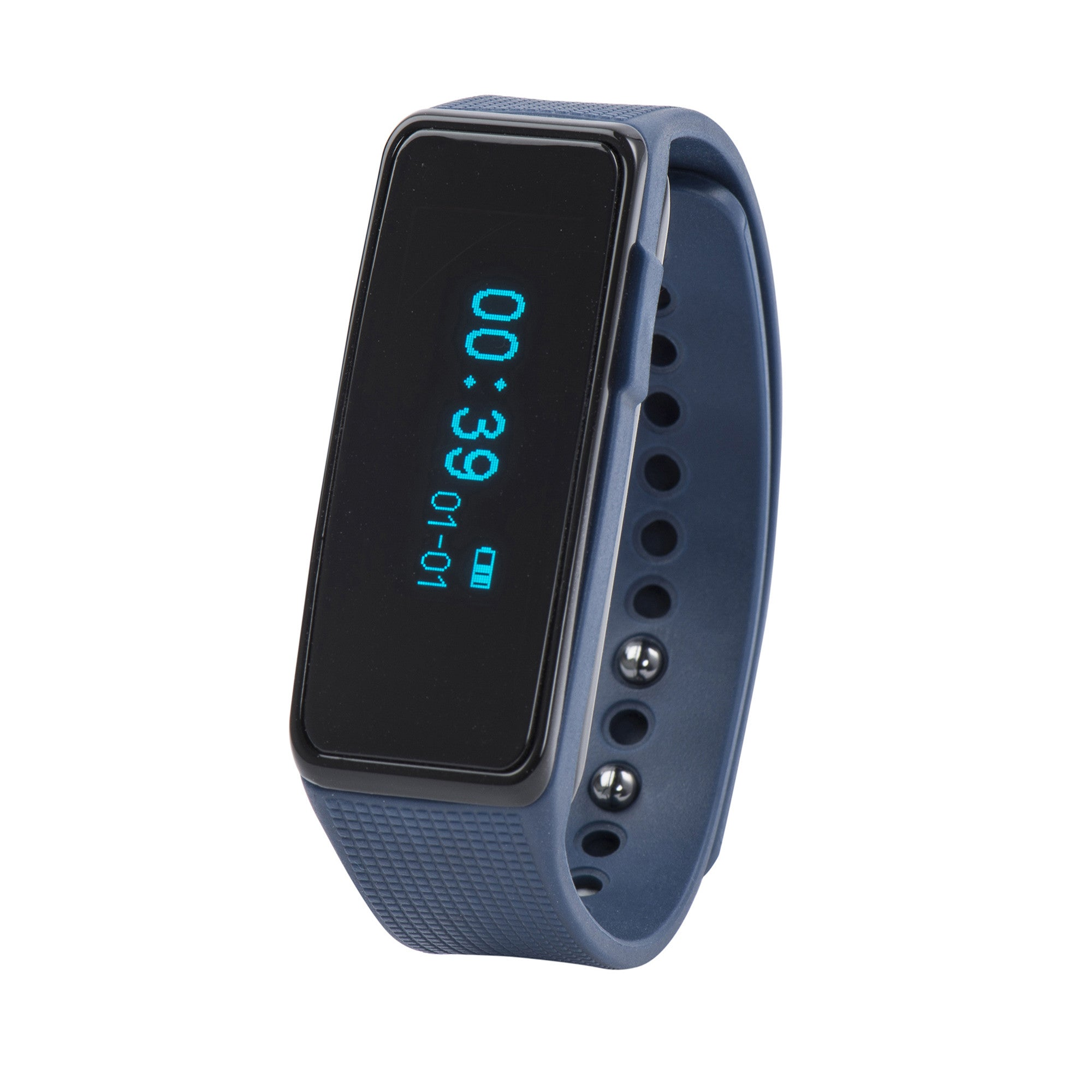 NUBAND ACTIV+ Wireless Activity Tracker (Navy Blue)