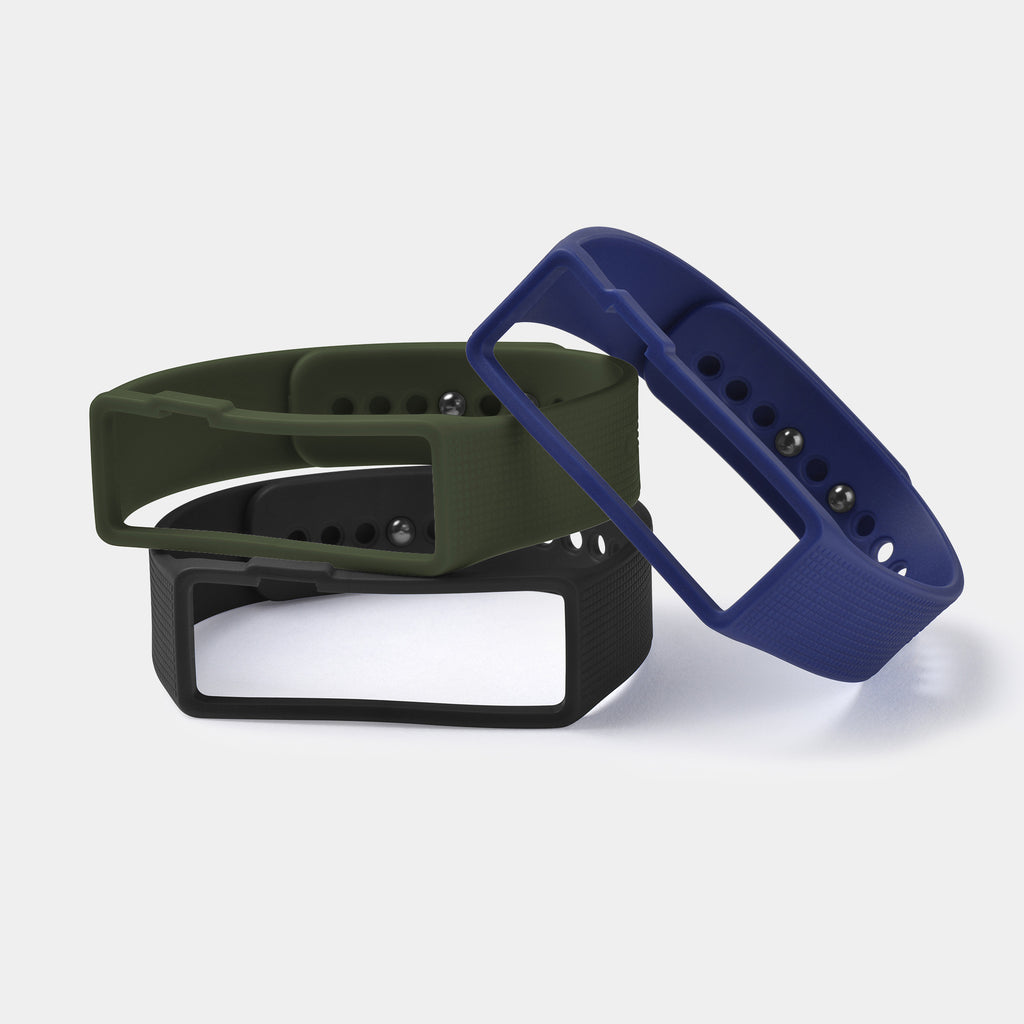 NUBAND ACTIV+ Interchangeable Strap Set2