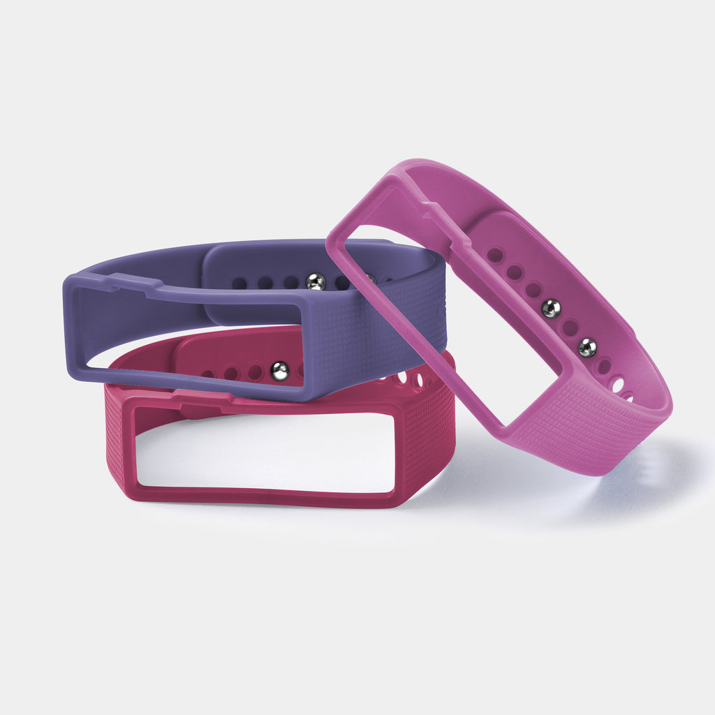 NUBAND ACTIV+ Interchangeable Strap Set3