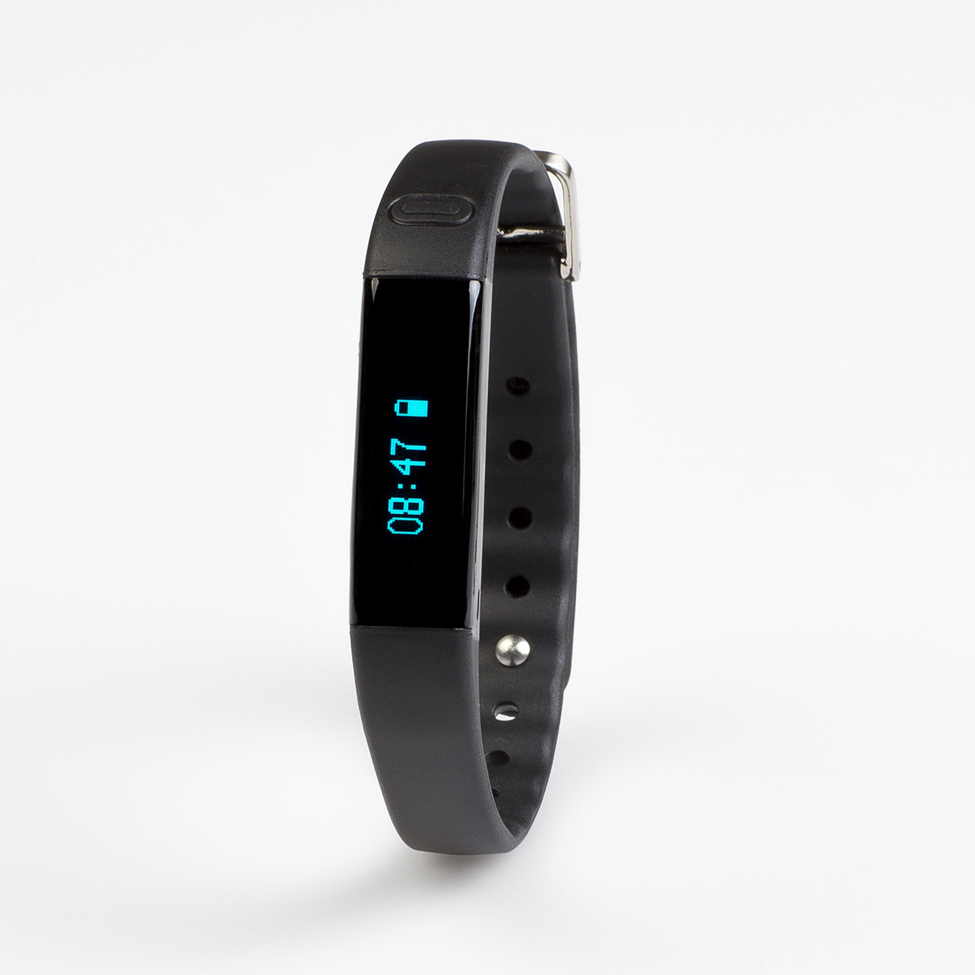 NUBAND ACTIV+2 - Slim Activity And Sleep Tracker (Black)
