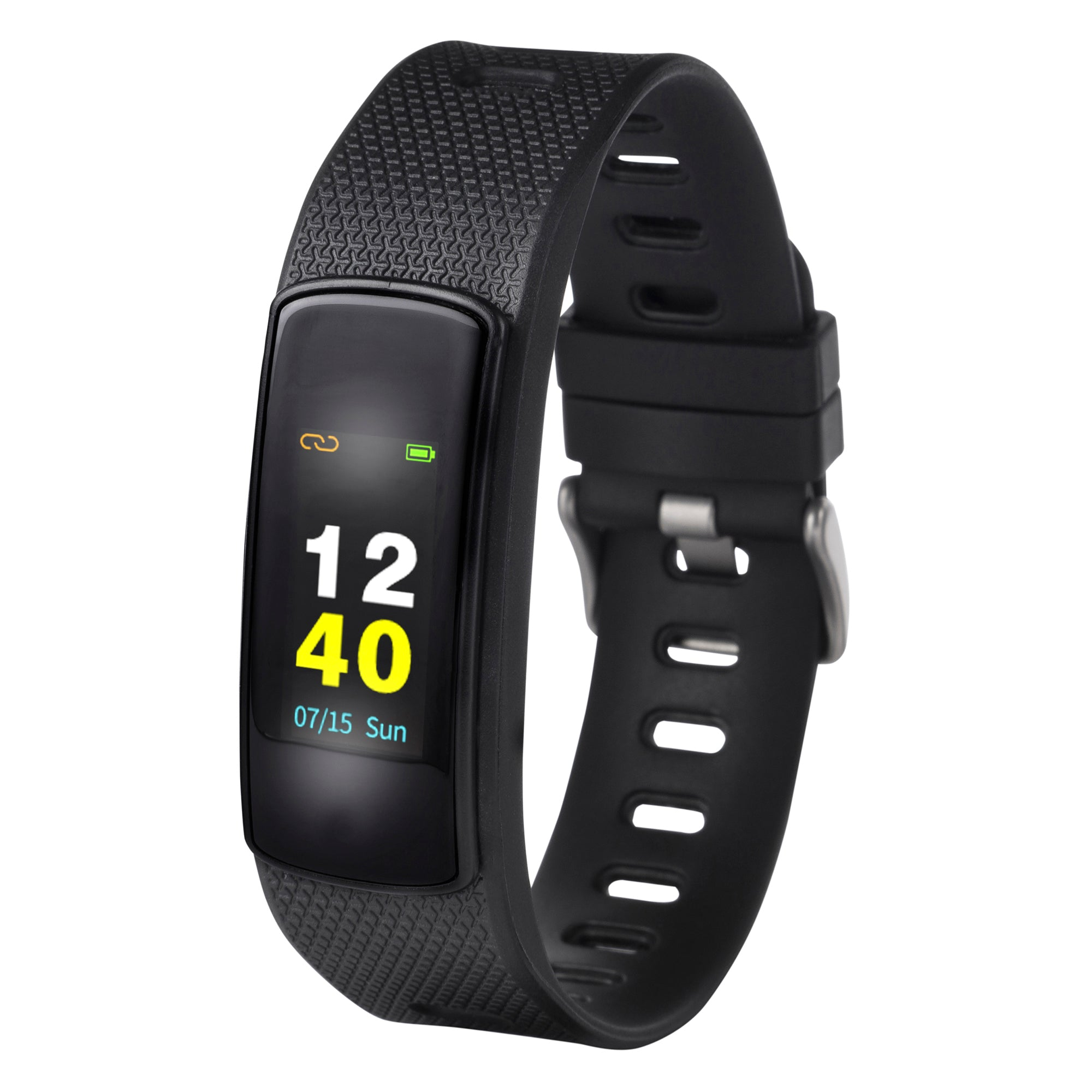 NUBAND FLASH HR2 TOUCH SMARTER ACTIVITY AND SLEEP TRACKER