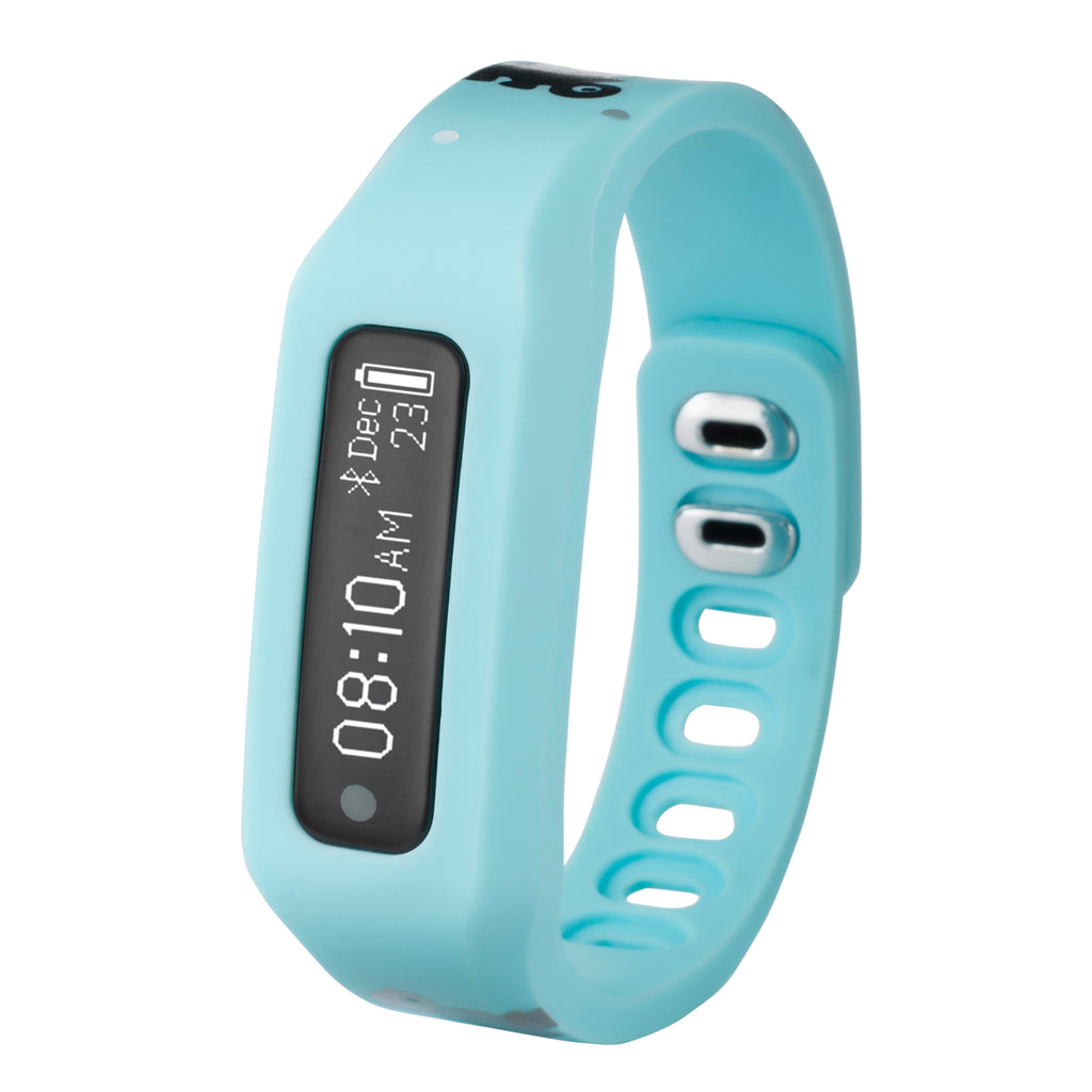 NUBAND JR CHAMPS_BLUE ACTIVITY AND SLEEP TRACKER