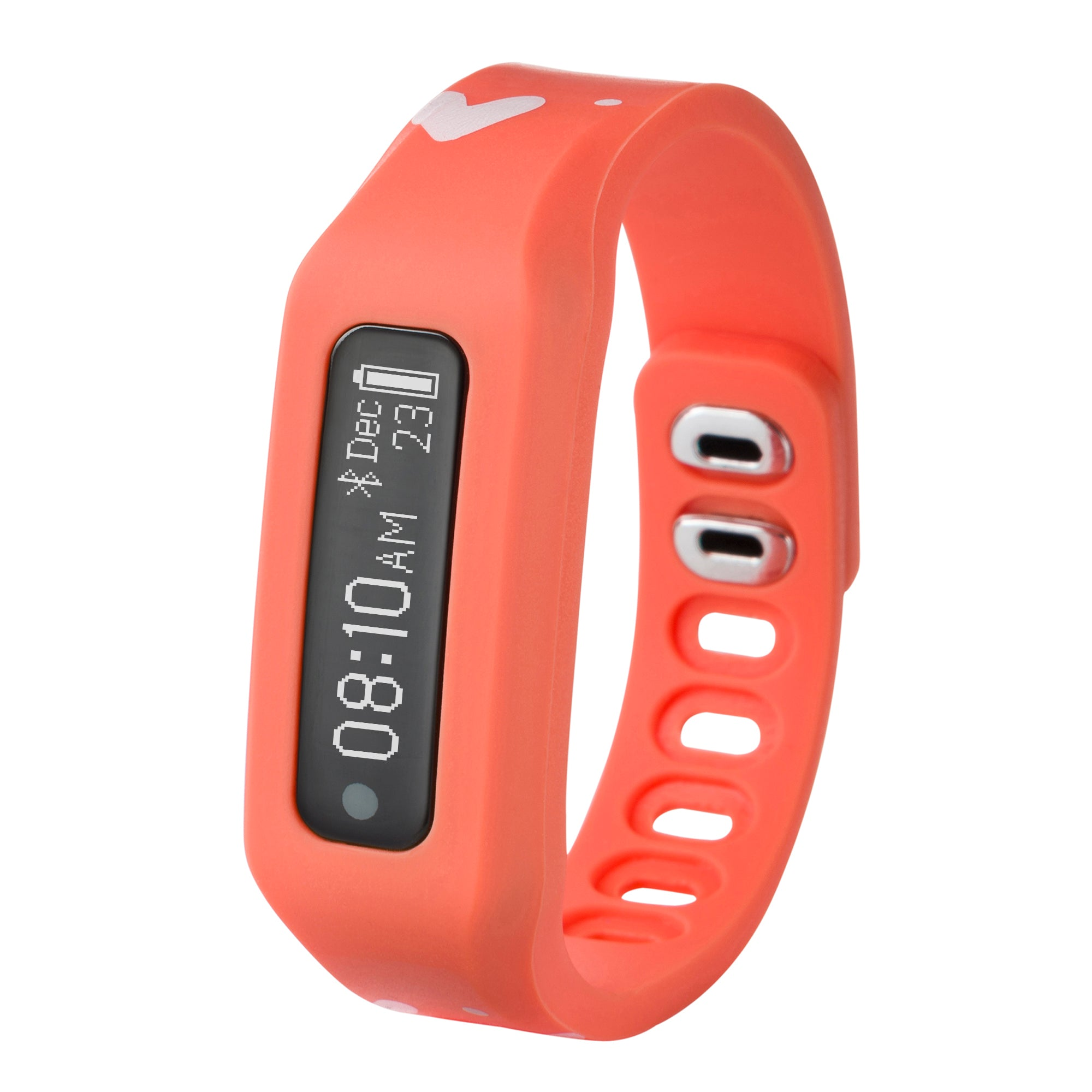 NUBAND JR CHAMPS_PINK ACTIVITY AND SLEEP TRACKER