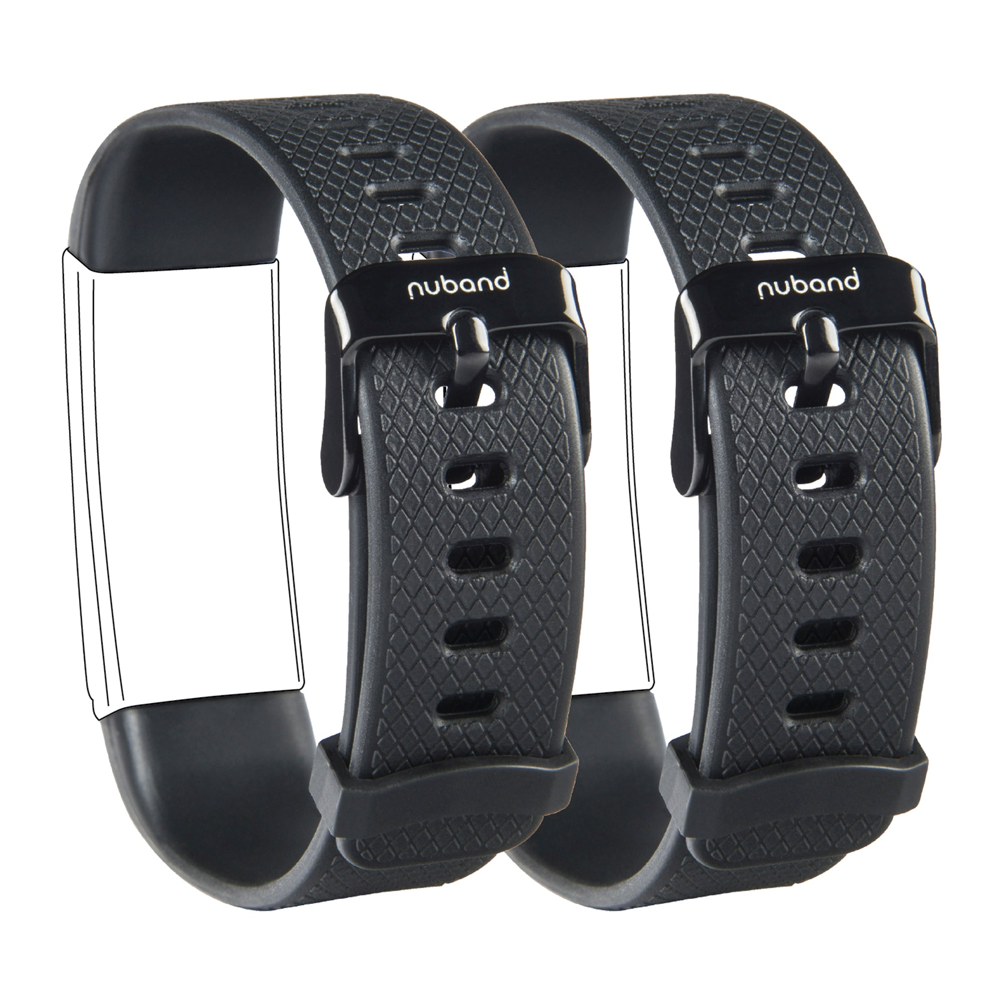 NUBAND ACTIVE+3 Replacement Bands