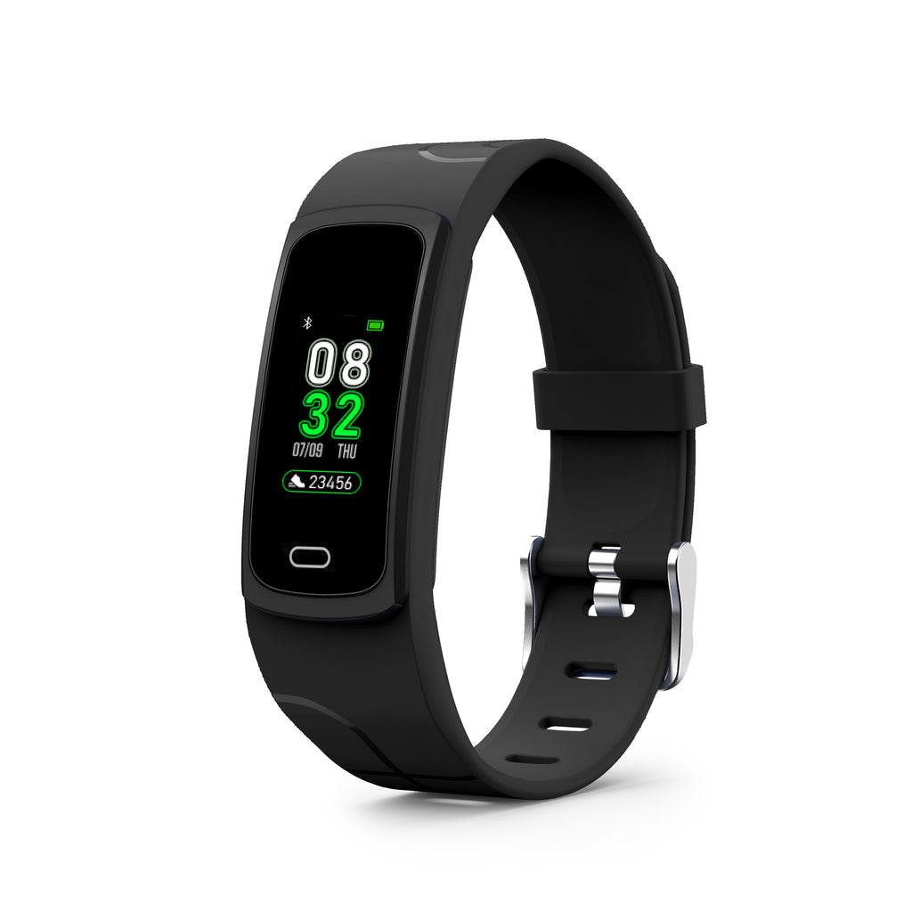 NUBAND FLASH HR3 TOUCH SMARTER ACTIVITY AND SLEEP TRACKER