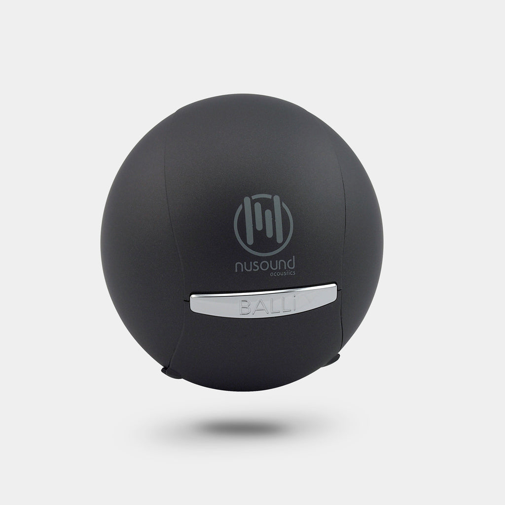 "NUSOUND BOOM BALL ""BALLi"" Portable Stereo Bluetooth Speaker"