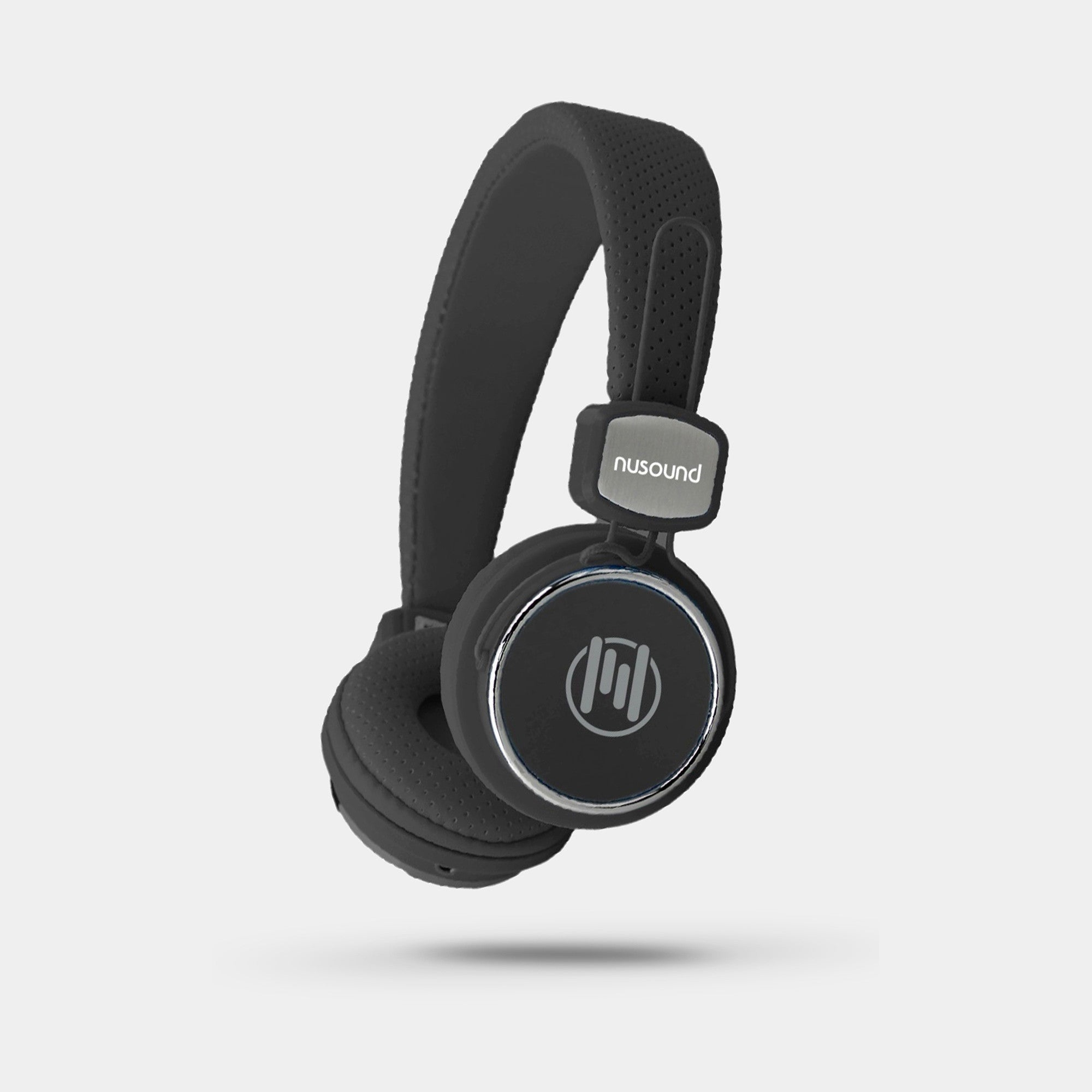 NUSOUND THE ROADIE Over Ear Neon Headphone