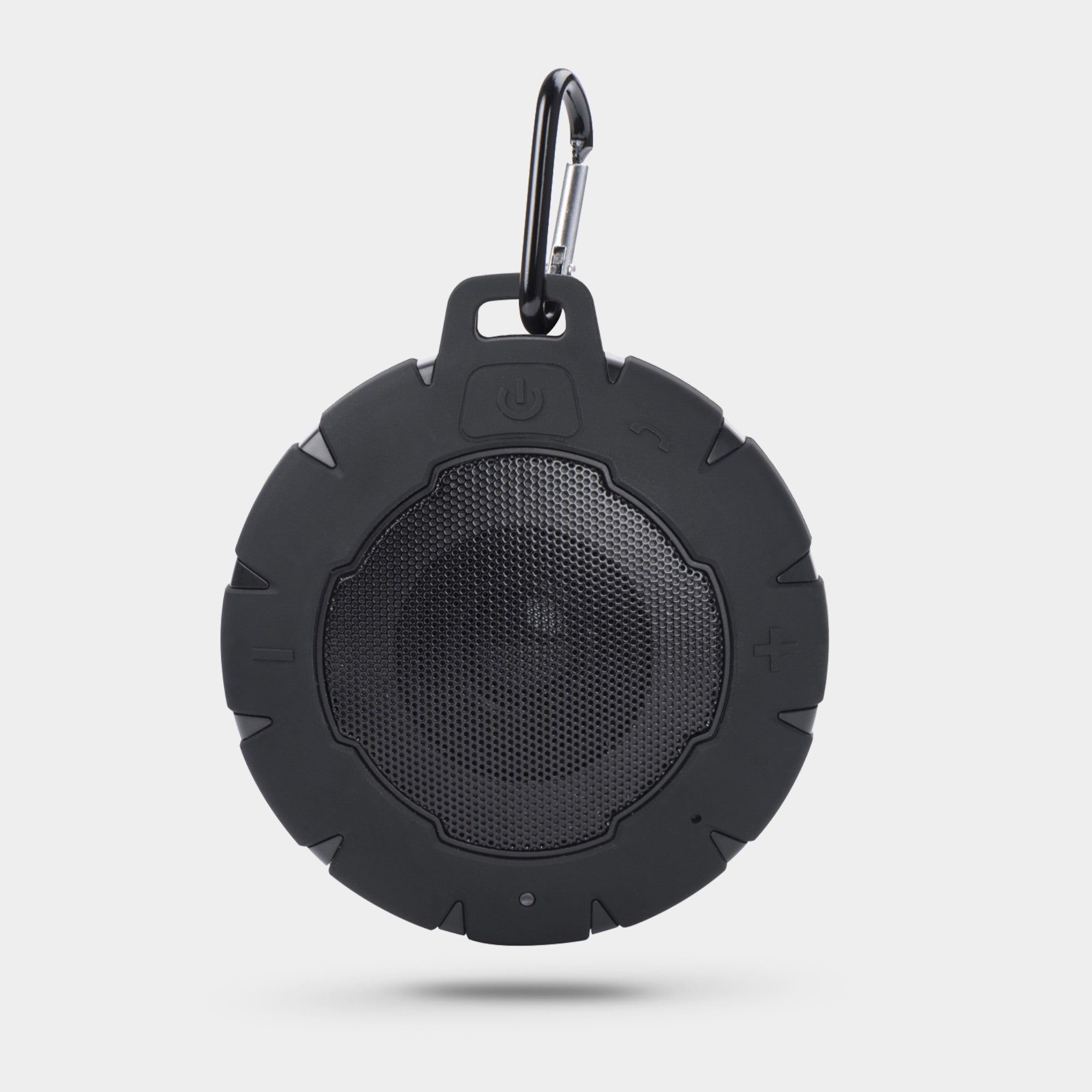 NUSOUND WAVE RIDER Waterproof IPX7 Speaker (Black)