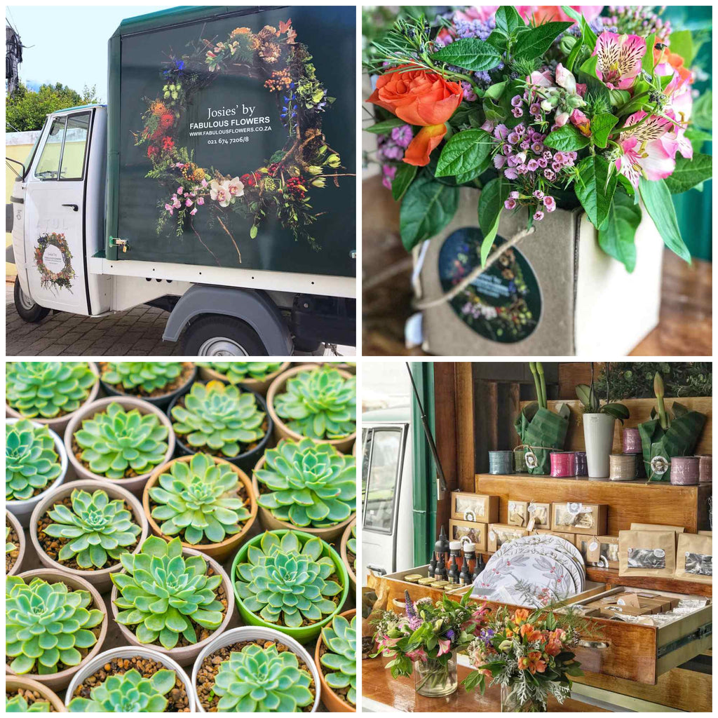 Fabulous Flowers and Gifts Tuk Tuk Cape Town