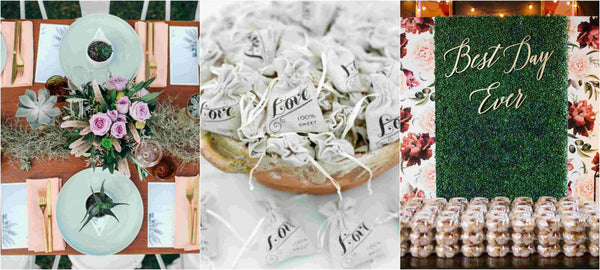 Wedding Favours for Fabulous Weddings Cape Town