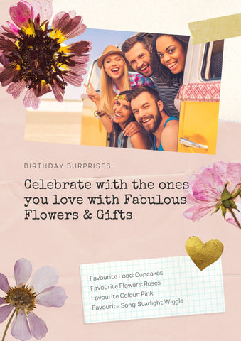 Cape Town Gift Delivery | Fabulous Flowers