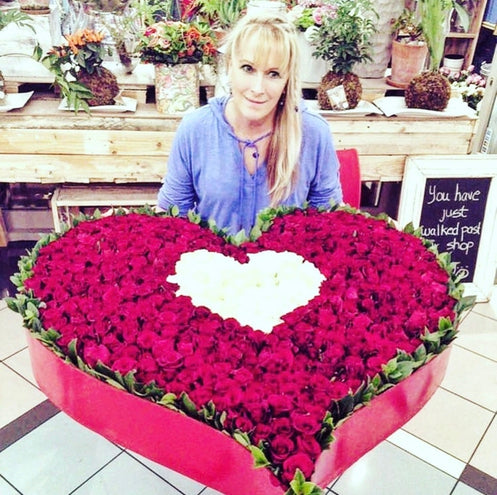 Romantic flowers delivered in Cape Town | Shop Fabulous Flowers