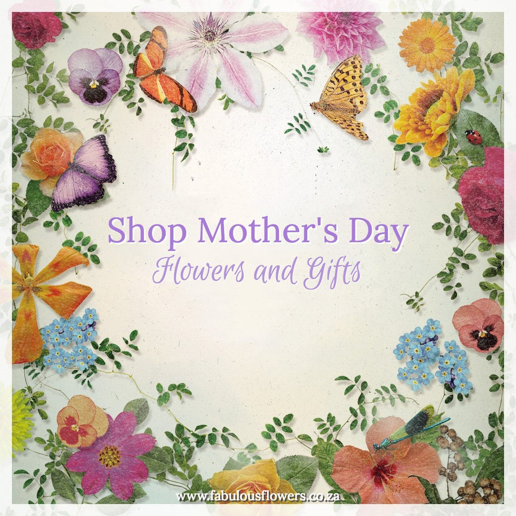 Mother's Day Flowers Shop Fabulous Cape Town Gift Delivery