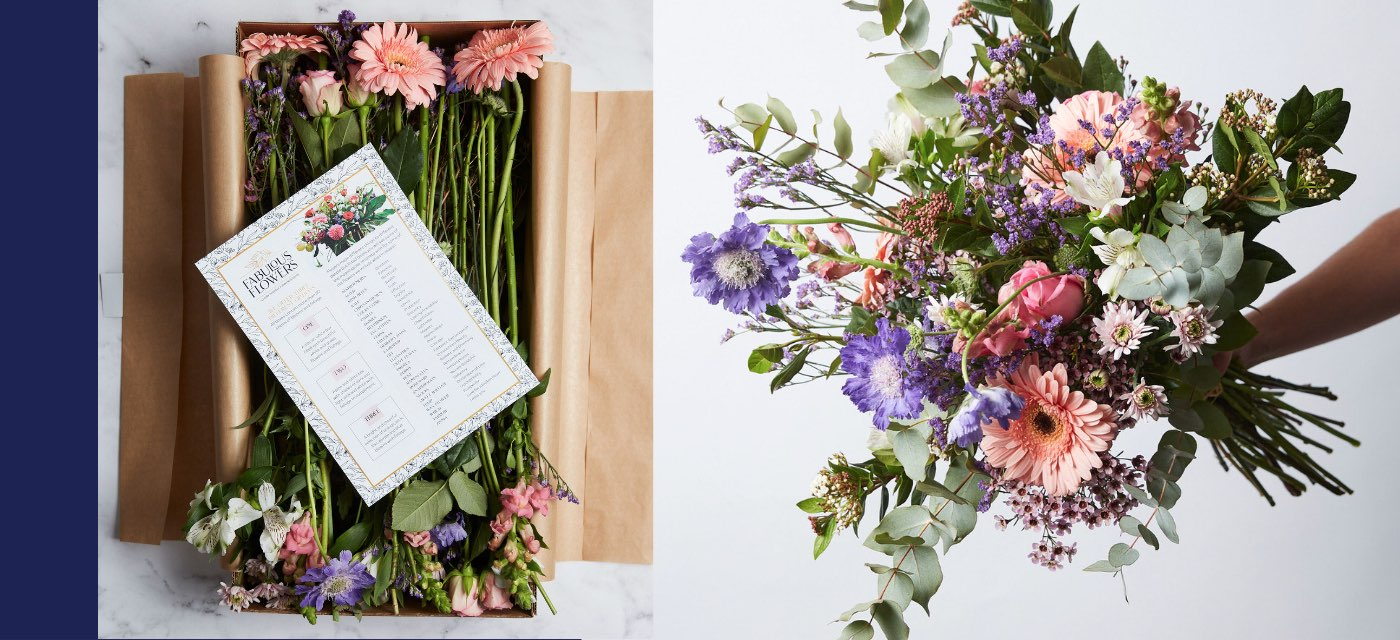 Cape Town Weekly Flower Subscriptions | Fabulous Flowers