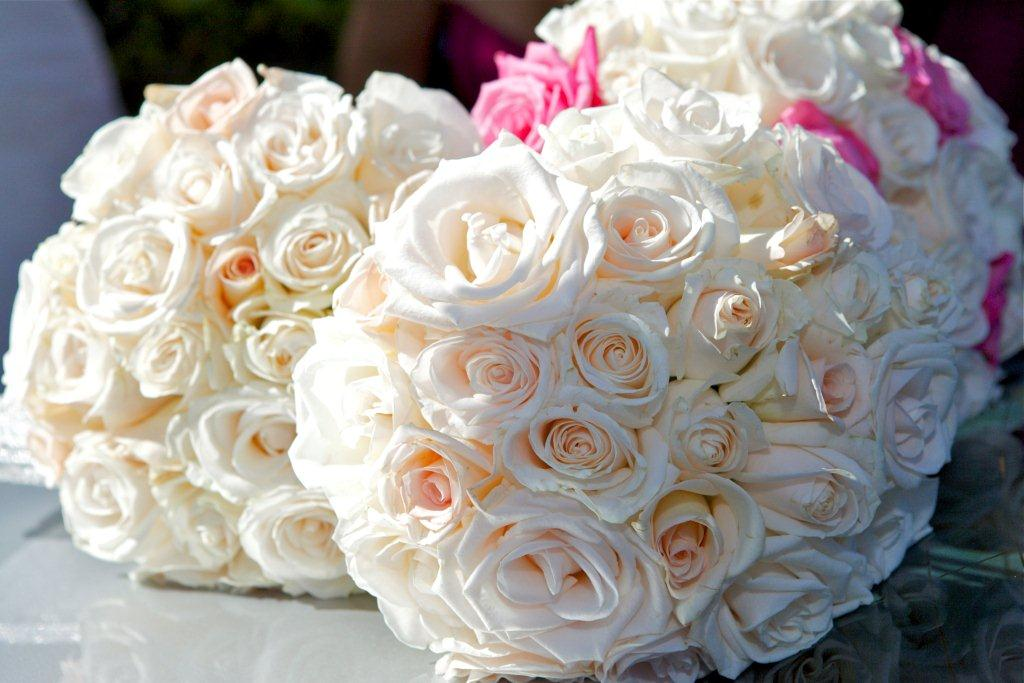 Bridal Bouquets created by Fabulous Flowers Cape Town Flower Delivery