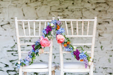 Fun Wedding Flower Ideas