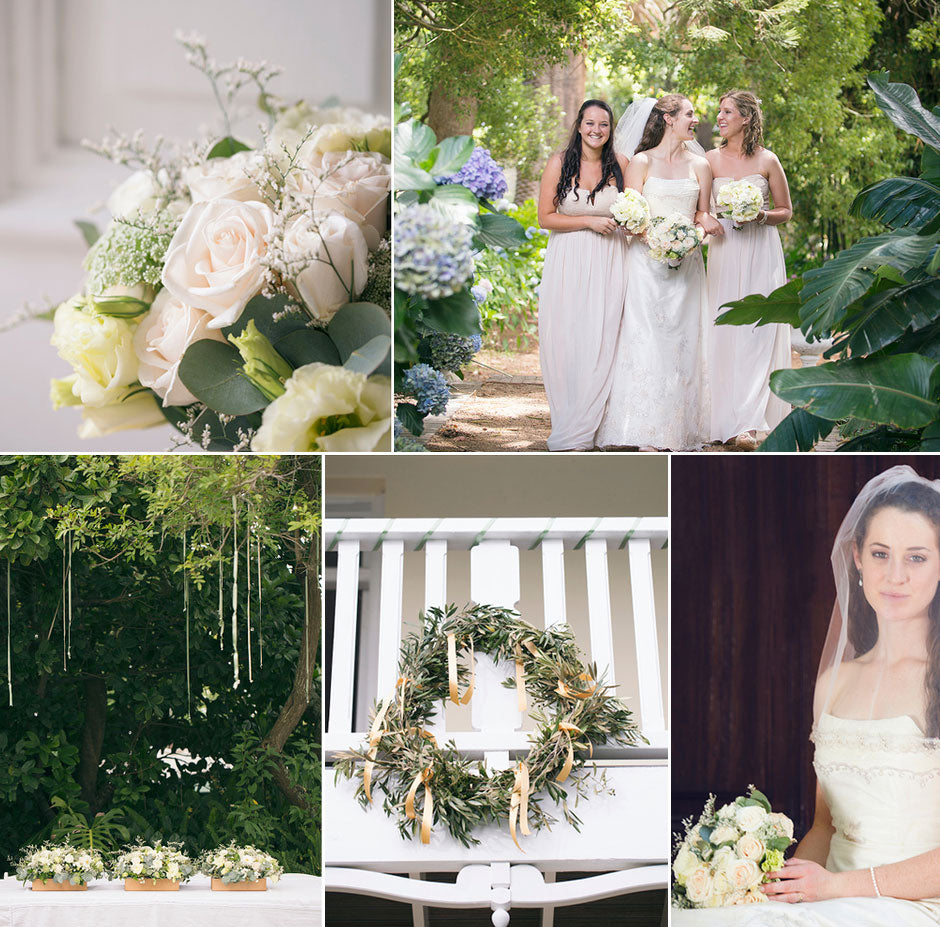 Wedding Florist Cape Town