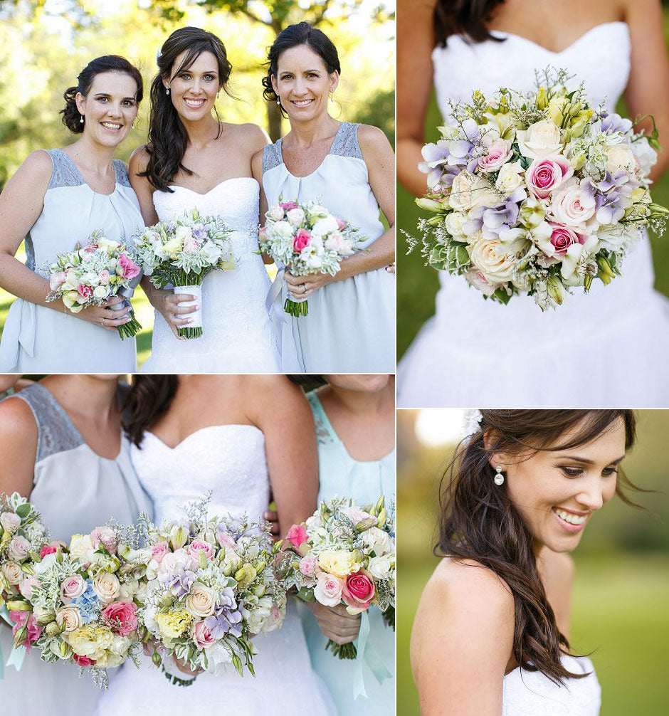 Beautiful Bridal Bouquets by Fabulous Flowers