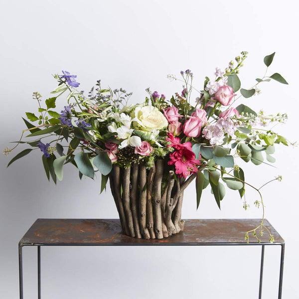 Bloom Blush - Fabulous Flowers Cape Town Flower Delivery