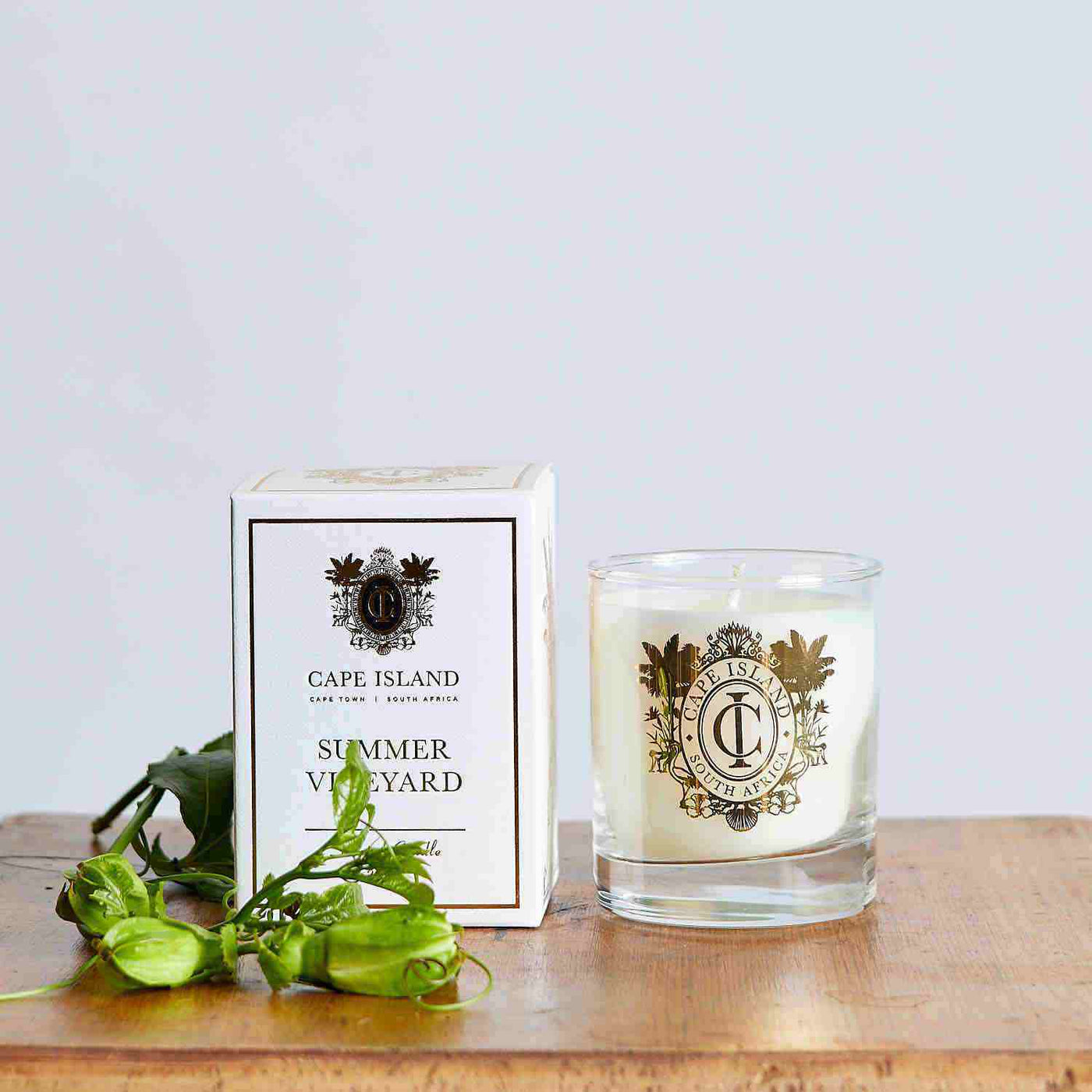 Cape Island Summer Vineyard Classic Candle