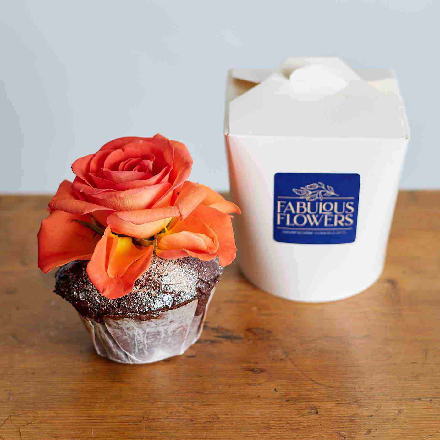 Chocolate Cupcakes | Fabulous Flowers