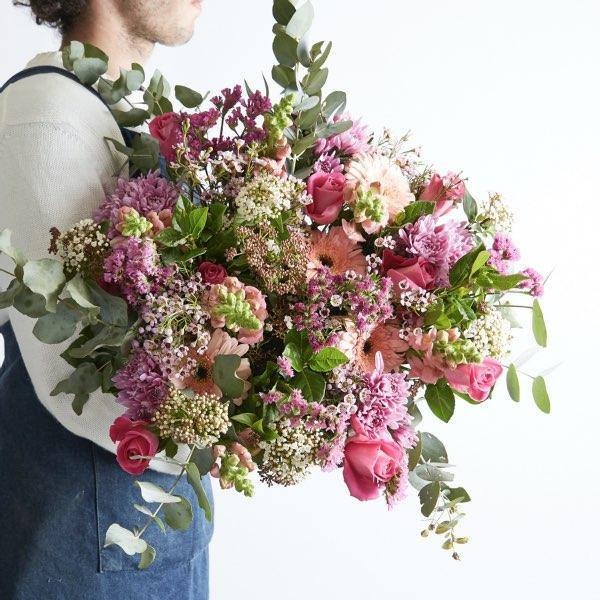 Country Garden bunch for Cape Town delivery | Fabulous Flowers