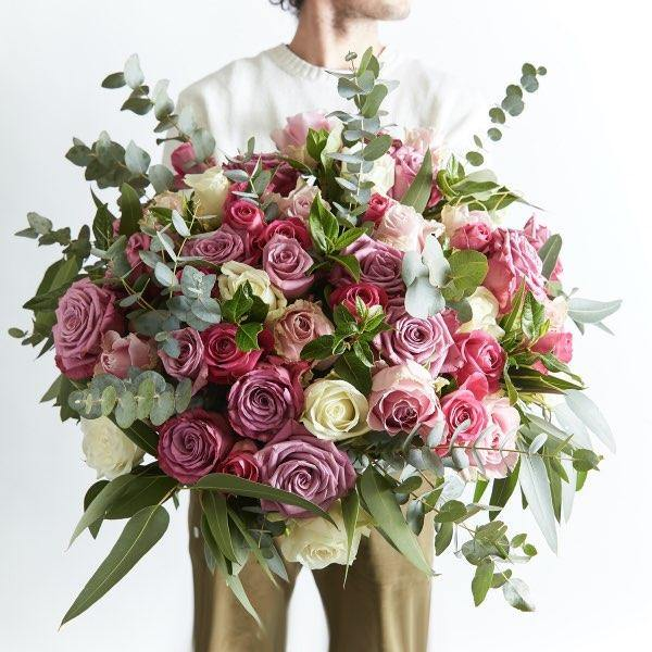 Distinctly Dreamy - Fabulous Flowers Cape Town Flower Delivery