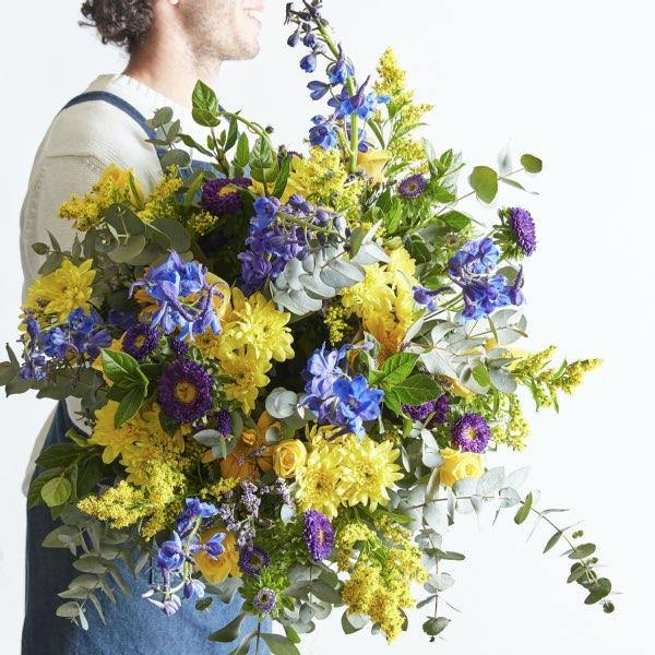 Spring Personified - Fabulous Flowers Cape Town Flower Delivery