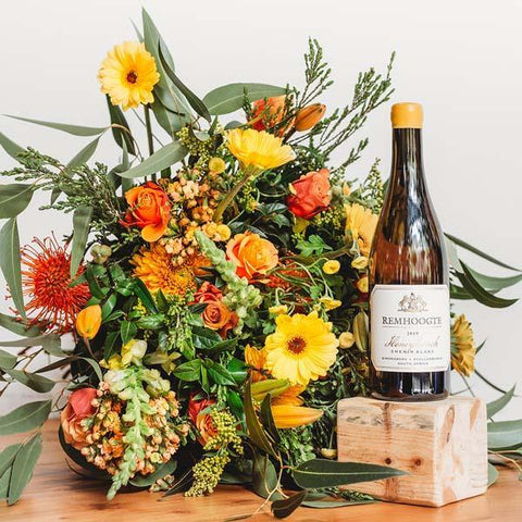Fabulous Flowers & Wine