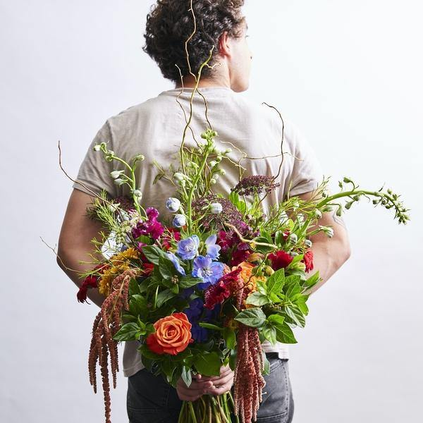 Wild & Free - Fabulous Flowers Cape Town Flower Delivery