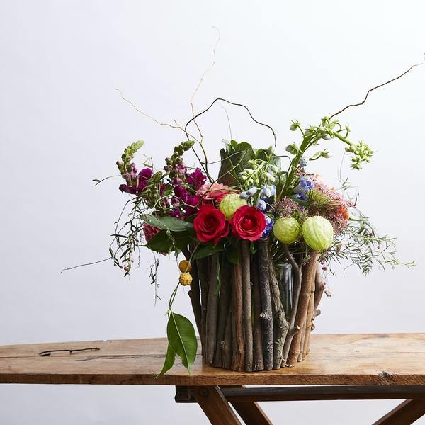 Creative Wood - Medium - Fabulous Flowers Cape Town Flower Delivery