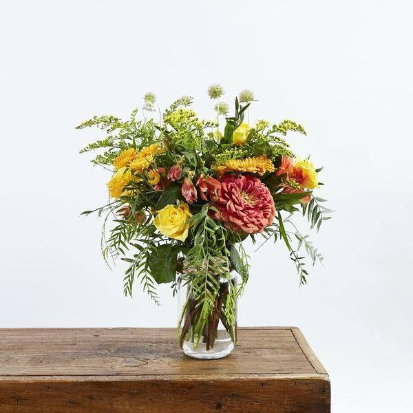 Happiness in a Jar - Fabulous Flowers Cape Town Flower Delivery