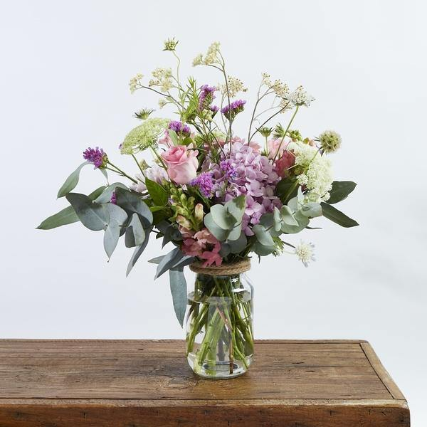 Flower Arrangements - Joy In A Jar