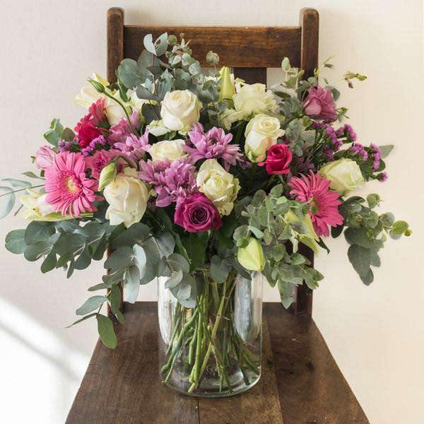 Sweet Spring Arrangement - Fabulous Flowers Cape Town Flower Delivery